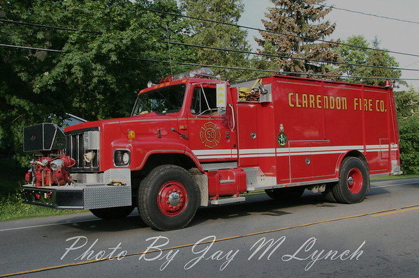 Clarendon Fire Department