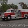 Shelby FD - Engine 32 - 2000 International 4900 / Pierce Suburban - ? / ?