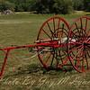 Attica FD - Antique - Hose Cart