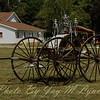 Attica FD - Antique - 1878  Rumsey Spider Hose Carriage