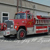 Perry Center FD - Engine 3 - 1986 Ford L8000 1992 New Lexington - 1250GPM 1800Gal