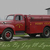 Perry Center FD - Tanker 1 - 1952 Ford Kaustine Tank Co - 1300Gal