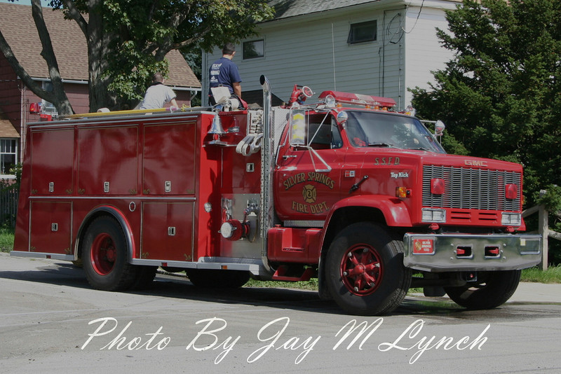 Silver Springs FD - Engine 2