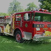 Perry FD - Engine 2 - Retired - 1977 American LaFrance Pioneer III - Last Pioneer Model Manufactured by American LaFrance