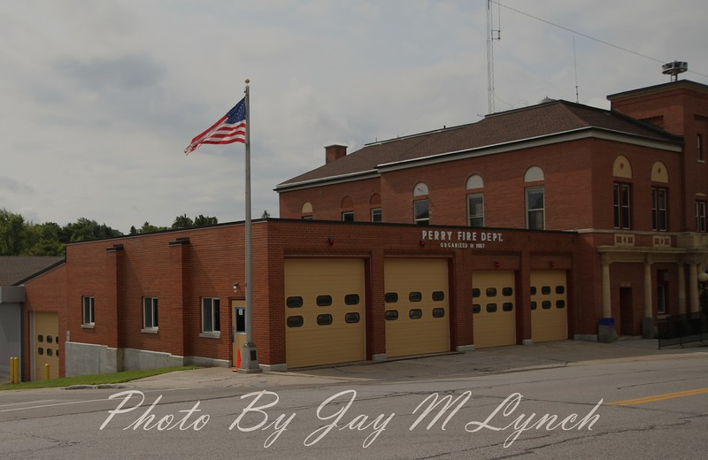 Perry FD - 46 North Main St. Village of Perry, Wyoming County New York.