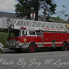 Perry FD - Truck 3 - 1982 Mack Pierce LTI 100' Platform