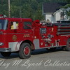 Warsaw FD - Engine 2 - 1963 Seagrave - 1000GPM 1000Gal - Photo By Bill Friedrich