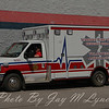Warsaw FD - Ambulance 6 - 2009 Ford E350 Marque
