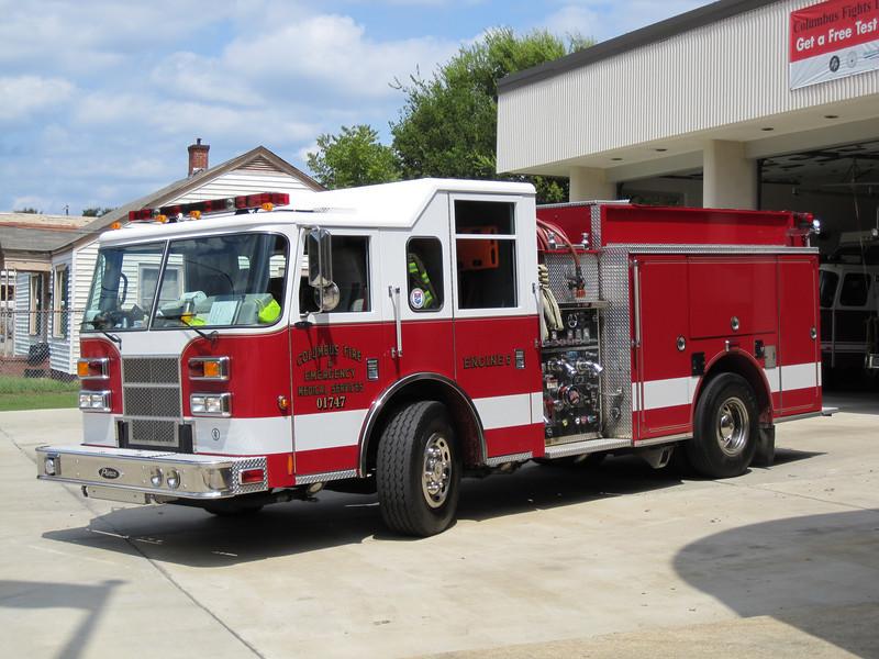 Columbus, GA Engine 6