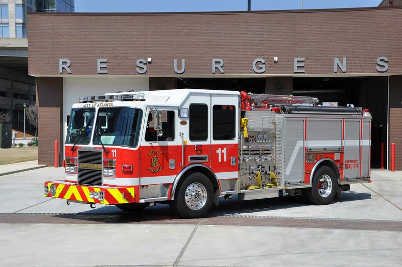 Atlanta Engine 11