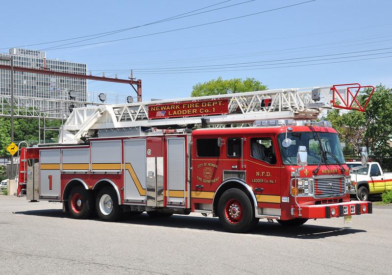 Newark FD Truck 1