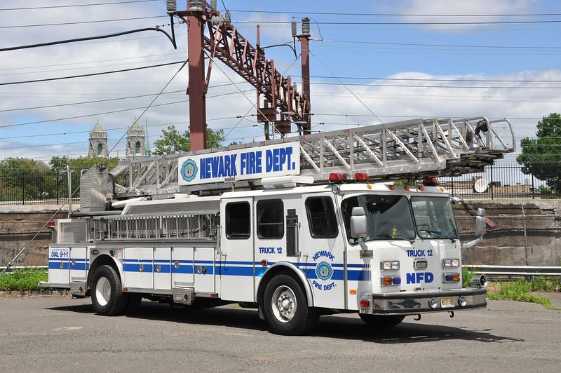 Newark FD Truck 12