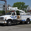 Ex-Newark FD bucket truck