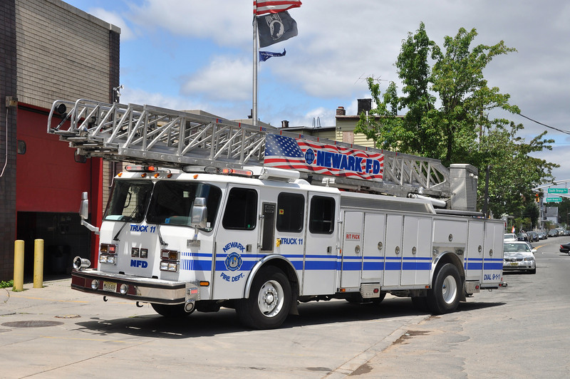 Newark FD Truck 11