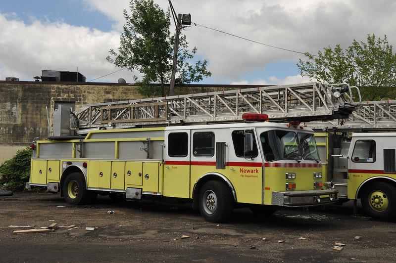 Newark FD Spare Truck