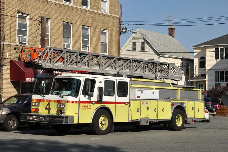 Newark FD Truck 4