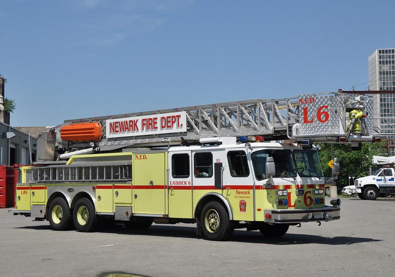 Newark FD Truck 6