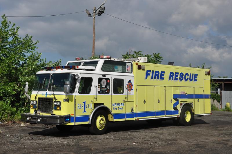 Newark FD Spare Rescue