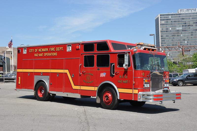 Newark FD Haz-Mat 1