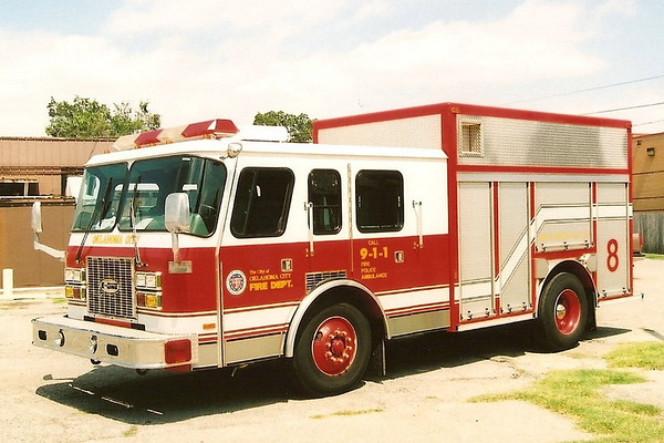 Fire Apparatus Across the USA and Canada