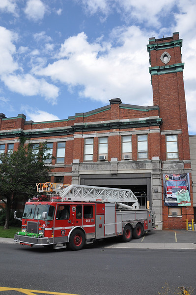 Montreal FD Station 34