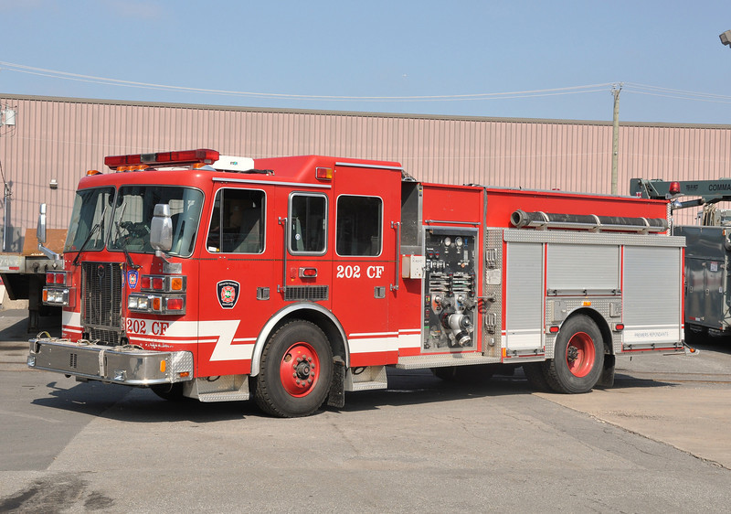 Montreal FD Training Eng. 202<br /> 1999 Supthen<br /> 1050/500