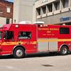 Toronto FD Haz-Mat 332<br /> 2005 Spartan MetroStar FF/2006 Seagrave