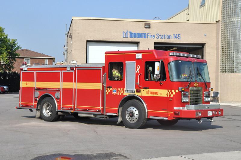 Toronto FD Eng. 145<br /> 2006 Spartan Advantage FF/Seagrave<br /> 1250/500