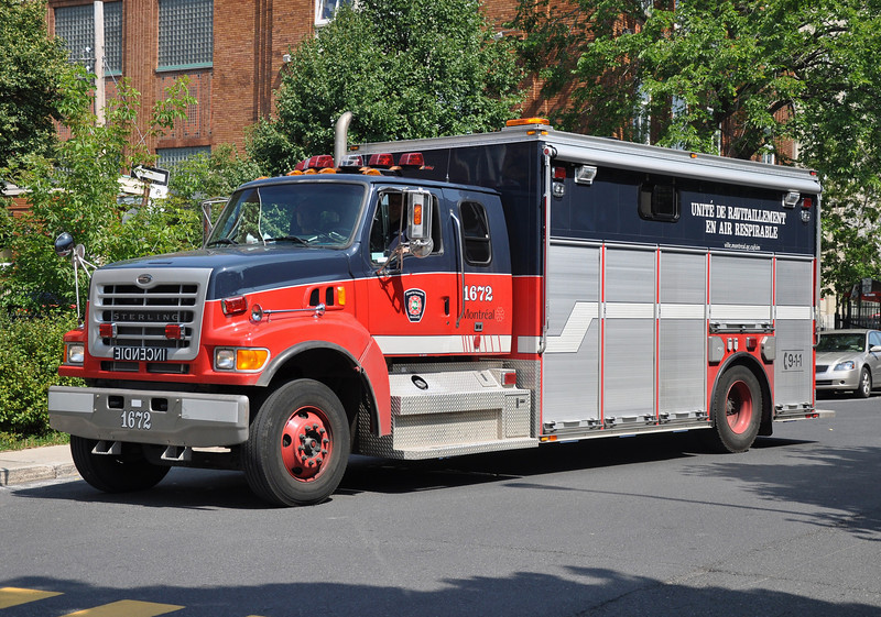 Montreal FD Air Supply 1672<br /> 2006 Sterling/Maxi-Metal