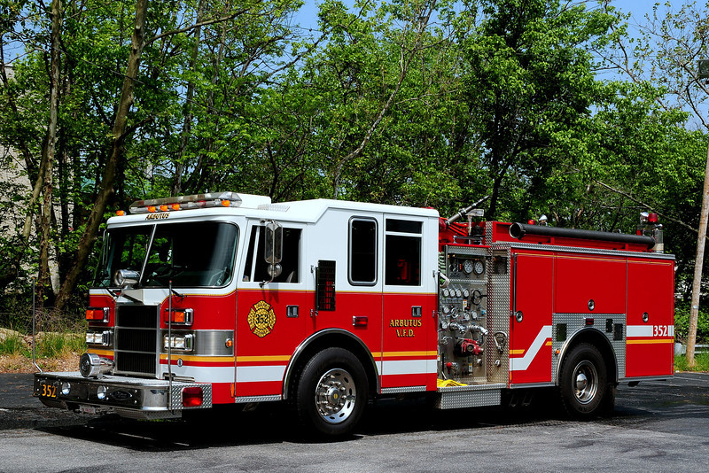 Arbutus, MD  Engine  252   1997  Pierce  Dash  1250/ 750
