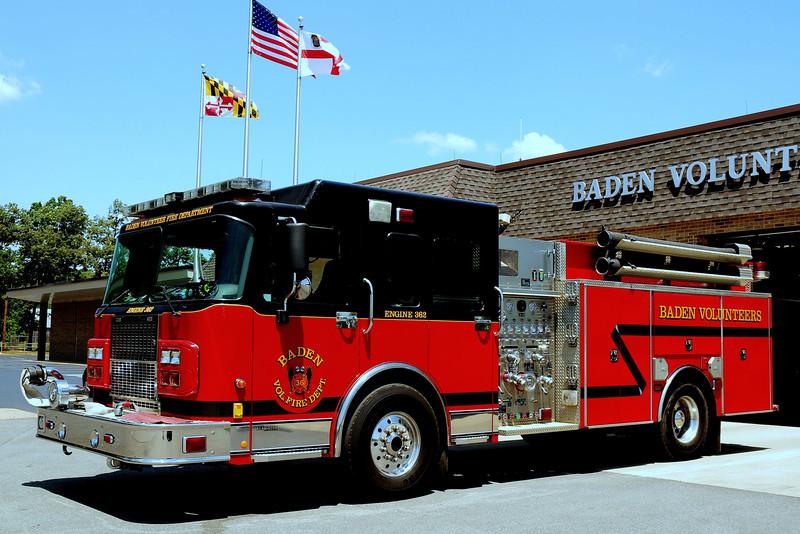 Baden Engine 362 2003 Spartan/ 4 Guys 1250/ 1000