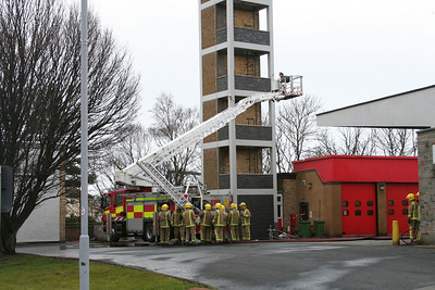 Ayr Fire Station