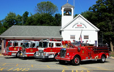 Demarest Engine Co's  (3)
