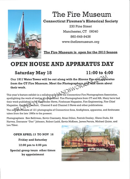 Fire Museum open house0001