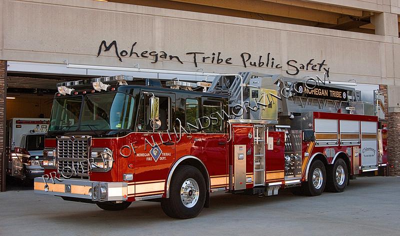 Mohegan Tribal Truck 1