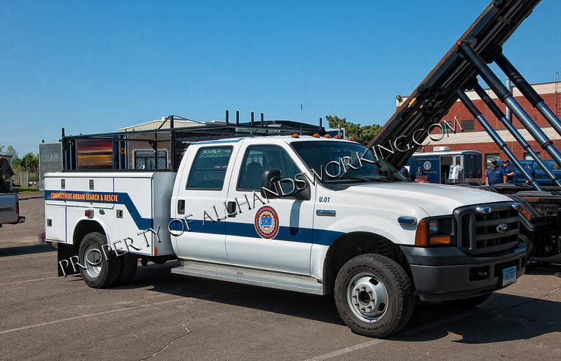 CT Urban Search and Rescue Uiility Truck