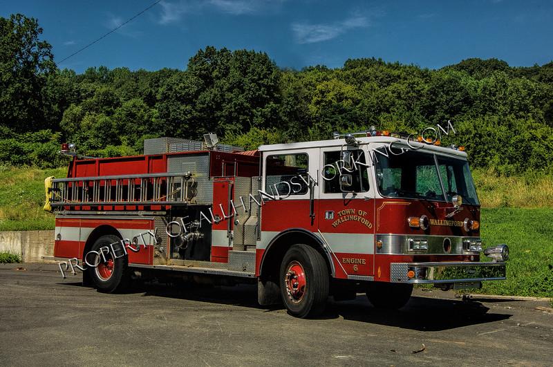 Former Wallingford Engine 6