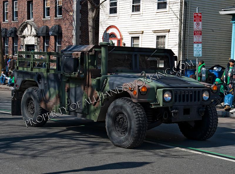 CT NATIONAL GUARD Hummer