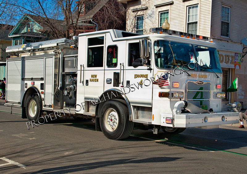 New Haven Engine 4
