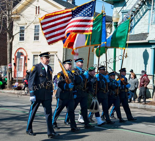 Bridgeport PD Honor Guard