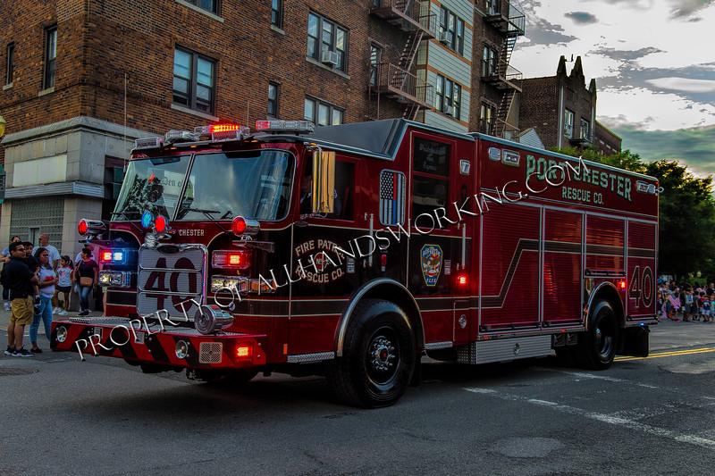 Port Chester Fire Patrol Rescue 60