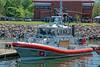 US Coast Guard 45 Boat
