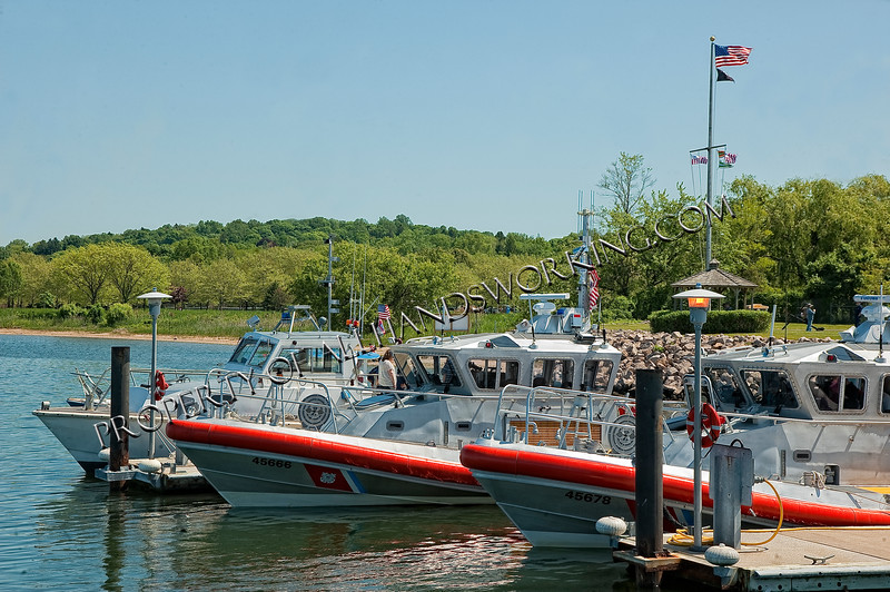 Coast Guard 45 Boats