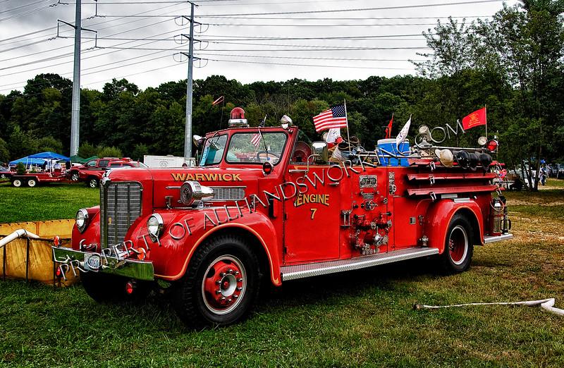 Warwick, RI Engine 7