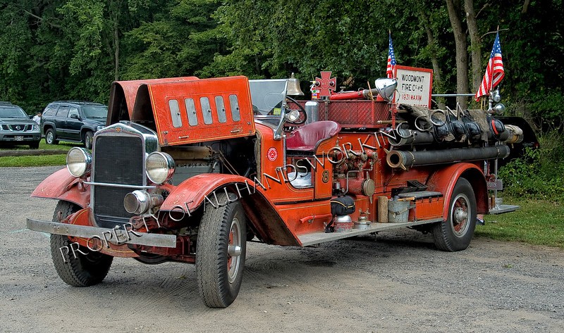 Former Miford, CT Woodmont Volunteer Fire Co. 5