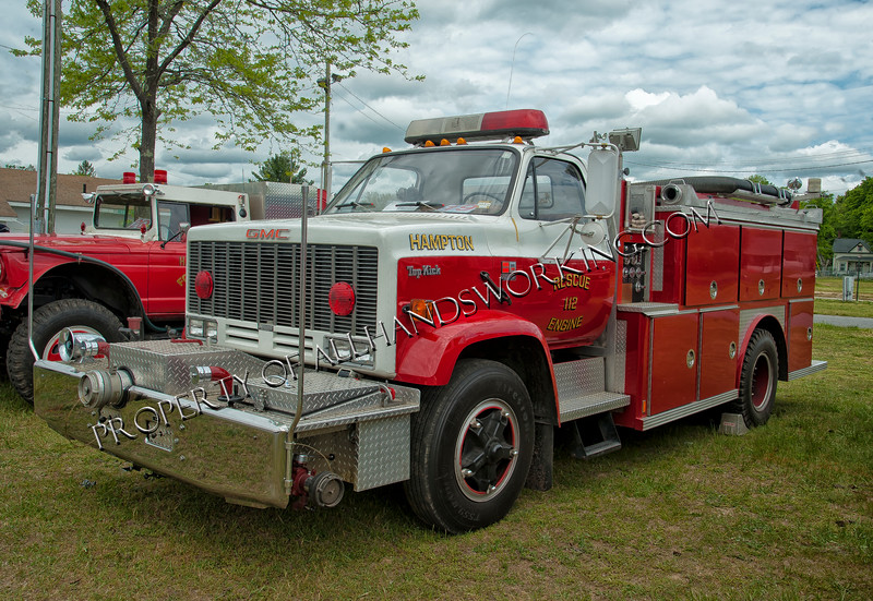 Hampton Engine 112