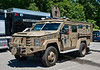 Westchester County SRT Armored Vehicle