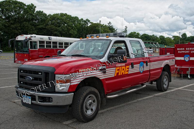Yonkers Utiltiy Truck