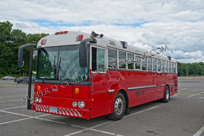 Yonkers Personnel Bus