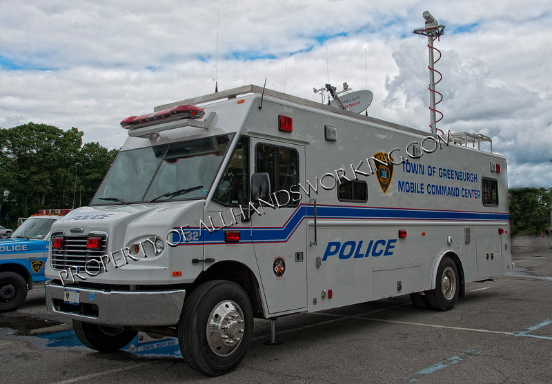Town of Greenburgh Mobile Command Center